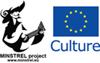 Minstrel logo + EU