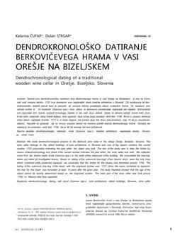 datiranje slovenija dokazuje li radiometrijsko datiranje evoluciju